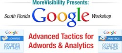 MoreVisibility and Google workshop
