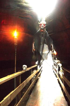 Haunted Ghost Boat Tours Take Passengers On a Spooky Adventure Through Wisconsin Dells