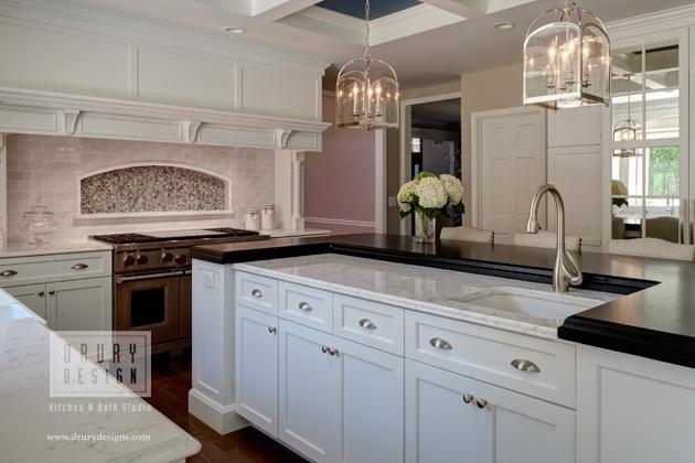 Drury Design Kitchen Remodeling Project Featured In Glen Ellyn Kitchen Walk
