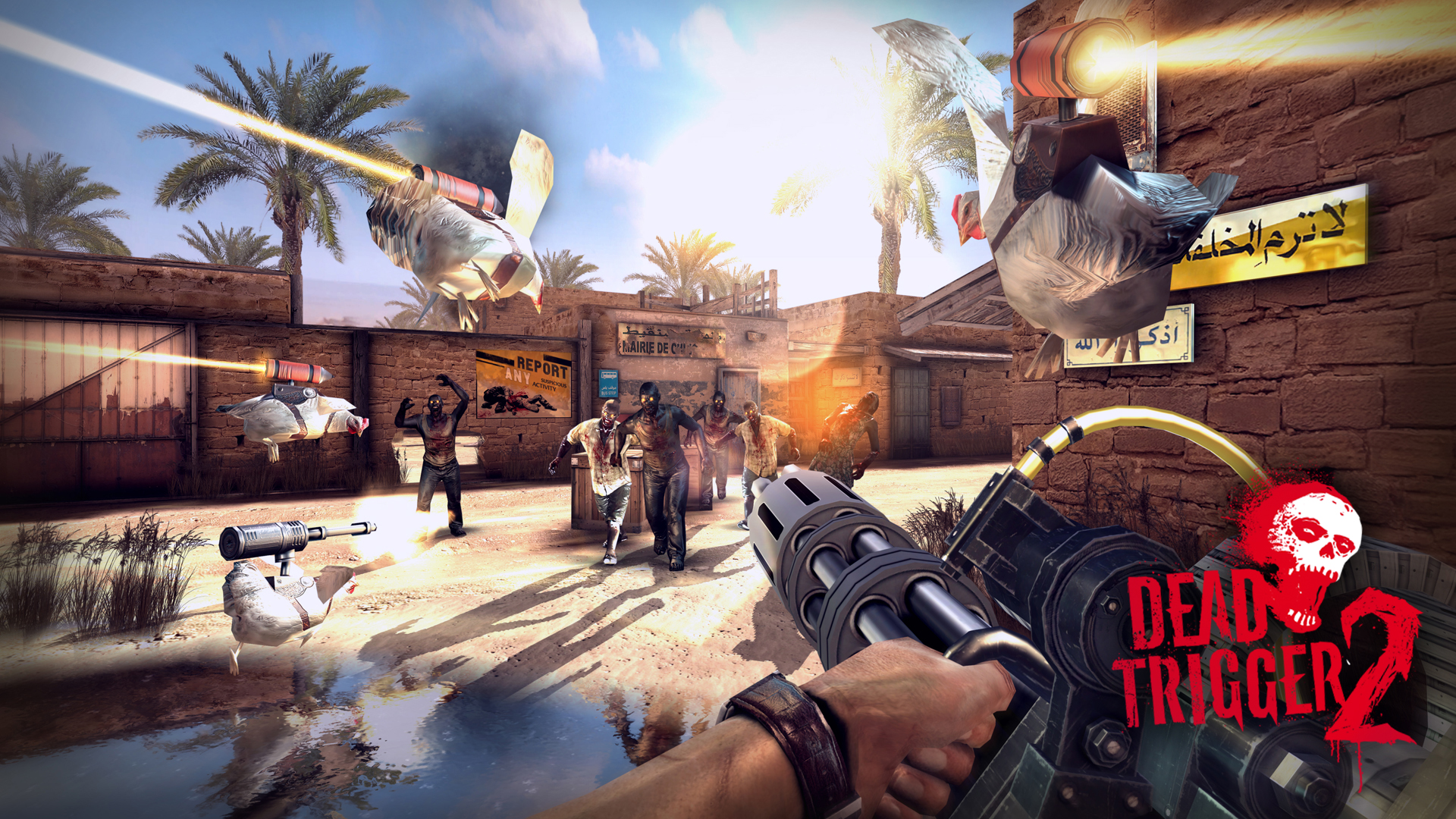 Dead Trigger 2 To Be Released On 23rd October