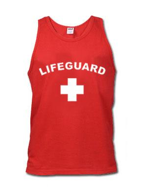 21ff83df5f7e7 New Line of Men s And Women s Lifeguard Tank-Tops Is Introduced for ...