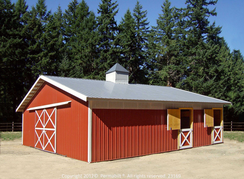 Pole Barn Plans Washington State Homes Pole Barn Builder