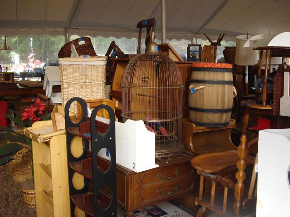 Gentil Lots Of Furniture And Home Goods At The VNA Rummage Sale! ...