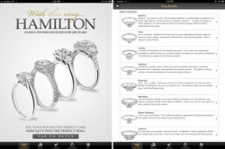 hamilton jewelers mobile app