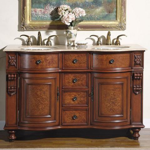 Homethangscom Has Introduced A Guide To Double Bathroom Vanities