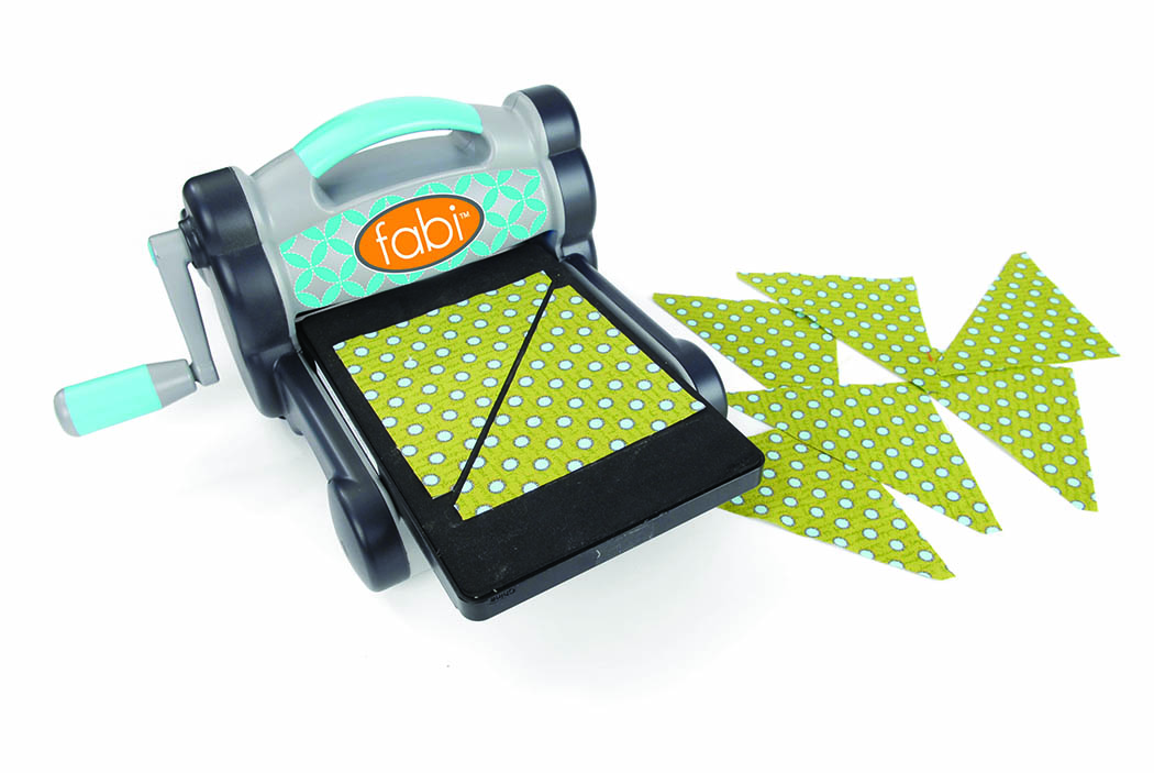 Sizzix Announces Nationwide Launch Of Fabi Personal Fabric