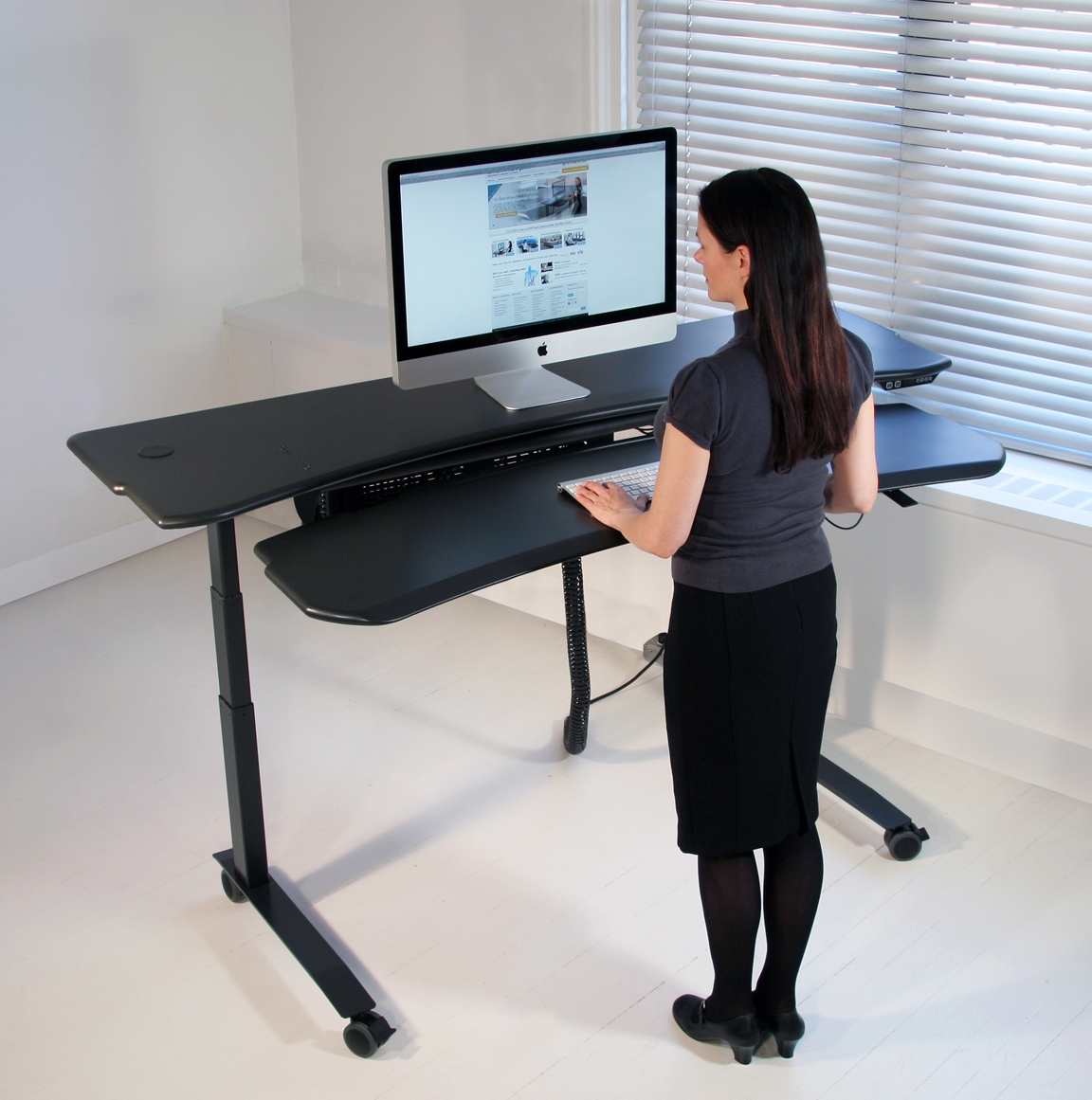 New Wellness Switch From Biomorph Standing Desks