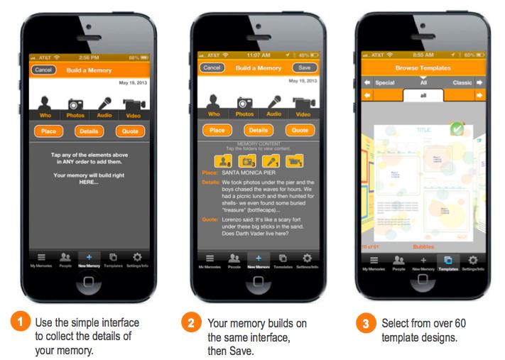 Just Released New Iphone App For Scrapbooking Scrapbook Templates