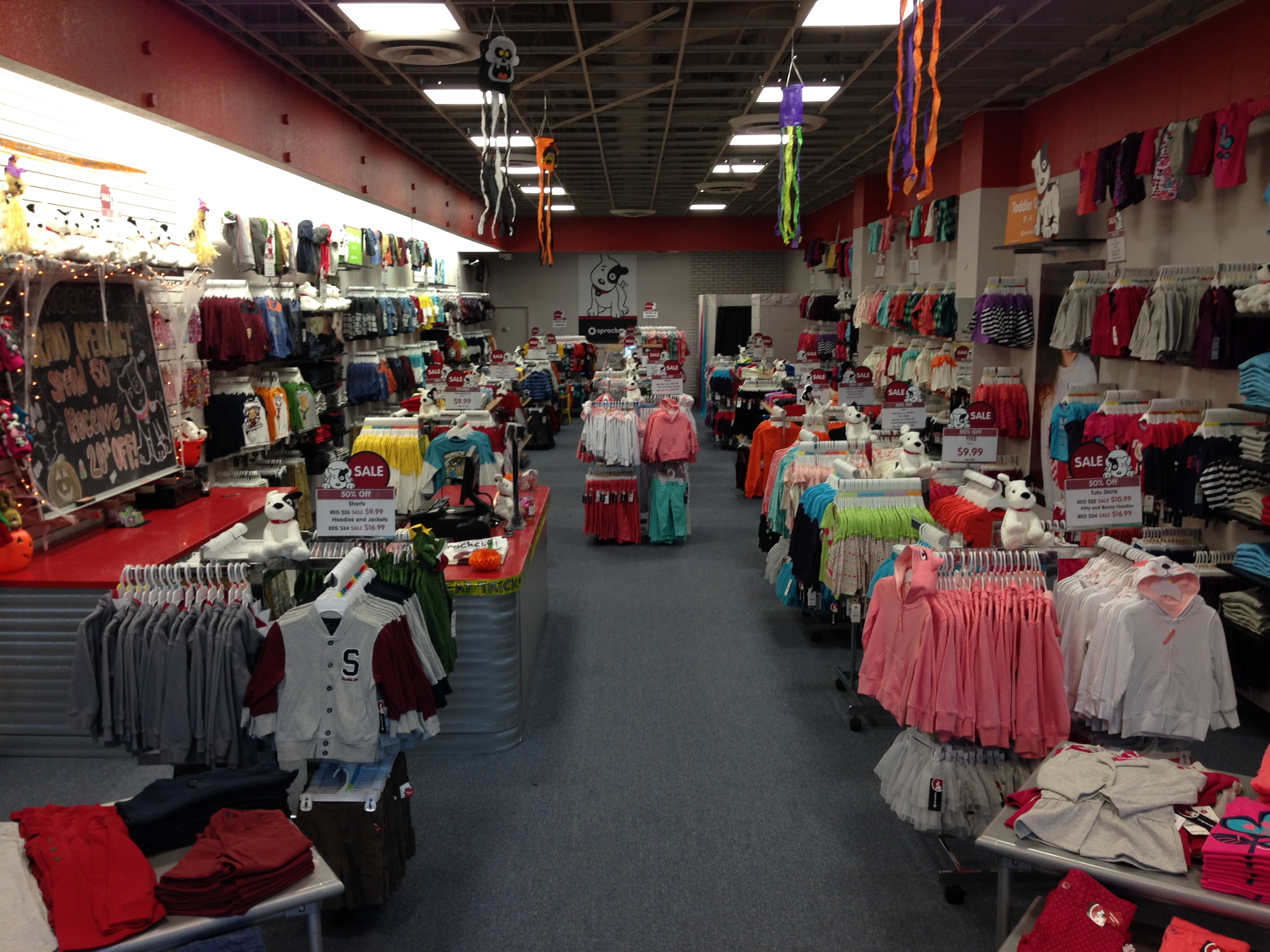 Media Sprockets Retail is Open at Oakridge
