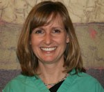 Embryologist, Rita Fields of Austin IVF