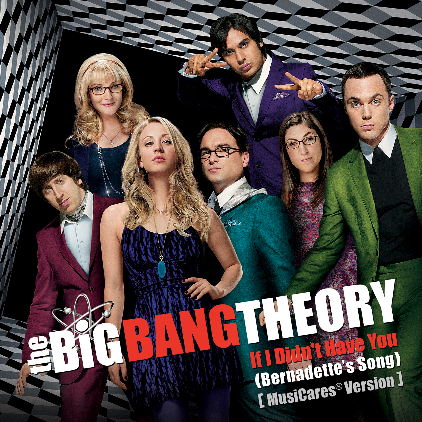 original song performed by the cast of the big bang theory in october 24 episode released today