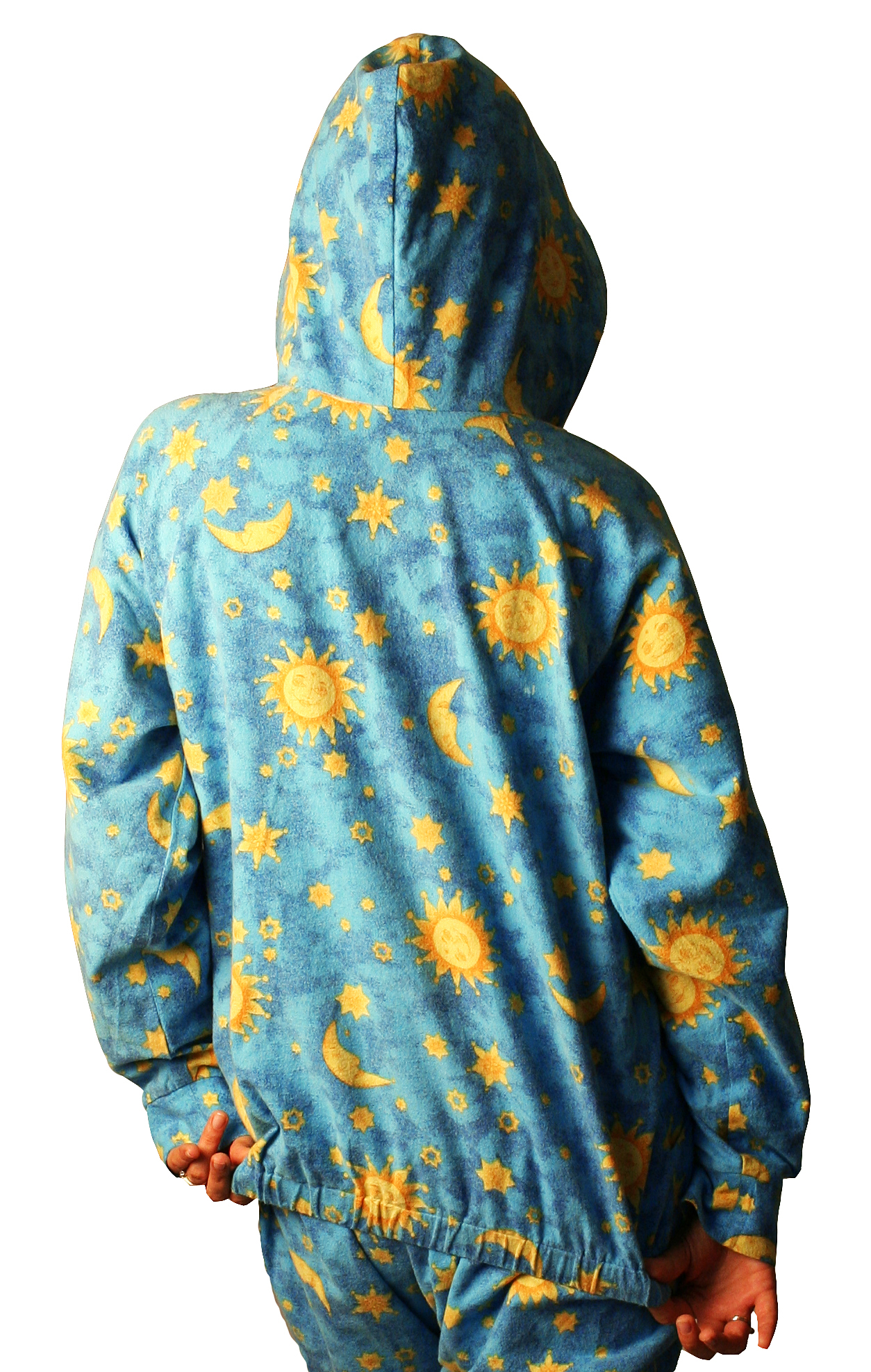 5b6ce2c0e7 Kajamaz Footed Pajamas Back ViewKajamaz Footed Pajamas Back View