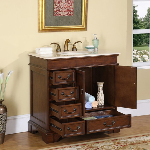 Homethangs Com Has Introduced A Guide To The Best Storage Configurations For Antique Bathroom
