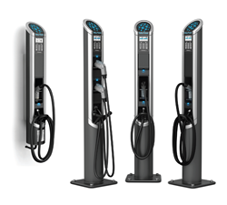 Tellus Power Introduces A New Electric Vehicle Charging
