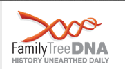 Image of the FamilyTree DNA Logo