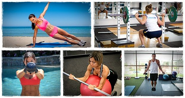 Discover Strength and Conditioning Exercises With the