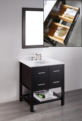 HomeThangs.com Has Introduced a Guide to Open Shelf Bathroom ...