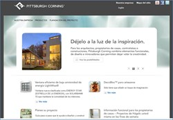 Spanish Website Home Page