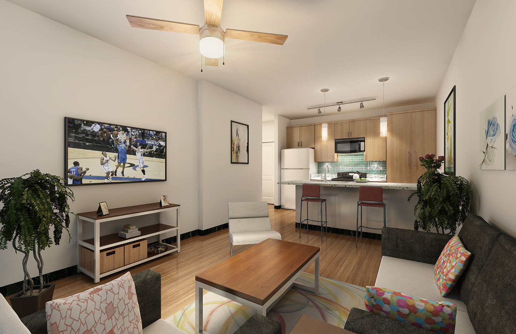 Urban Off Campus Student Housing Development Will Add 446
