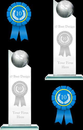 Best Parallax Web Design (PWD) Firms Announced by 10 Best Design