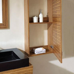Avanity Knox 18 In Wall Cabinet Wc18 Zw