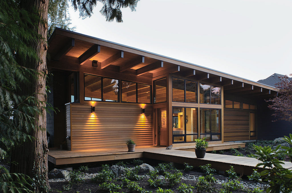 Seven Home Styles of the Pacific Northwest Illustrated by ...