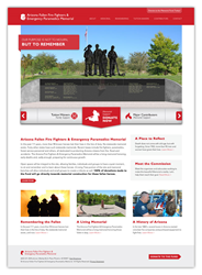 Arizona Fallen Fire Fighters & Emergency Paramedics Memorial Commission