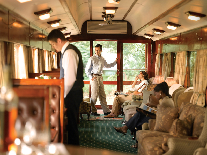 The Luxury Train Club Announces 2015 Dates, Rates and