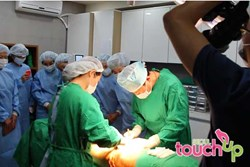 Seoul TouchUp Now Expands its Business to Train Plastic Surgeons in Asia