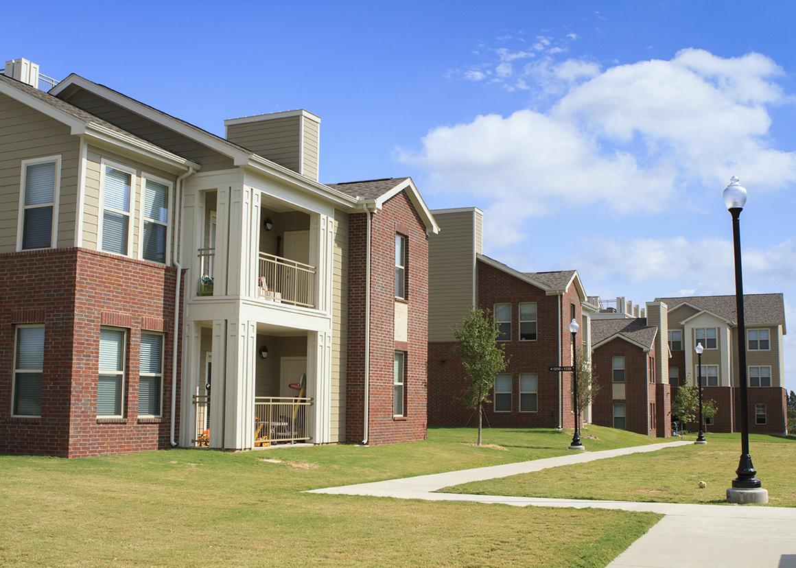 Boka powell designed student housing opens at southwestern - Tarrant county college interior design ...