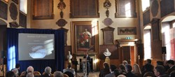 Dr. Peter J. Millett Lectured on Rotator Cuff Repair at St Bartholomew's Hospital in London, England