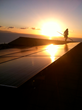 First GAF Solar project installed in San Pedro, California.