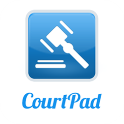 CourtPad 2.0 Logo