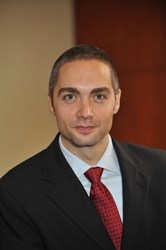 Michael Zyborowicz will serve as treasurer of the Legal Clinic for the Disabled board of directors