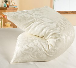 Jacquard Silk Pillow