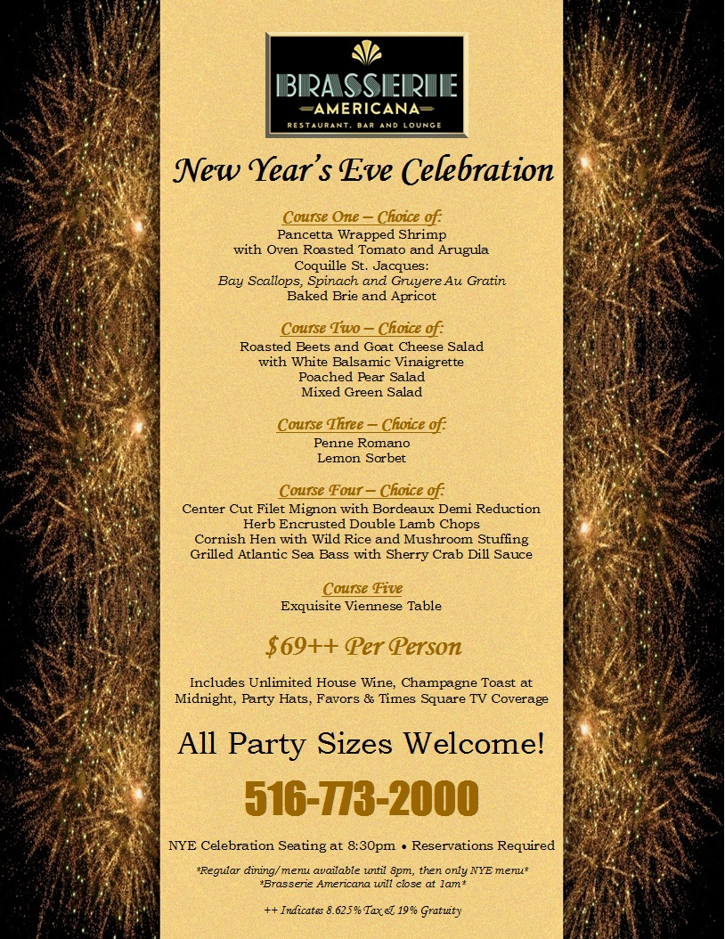 New Years Eve Where To Go