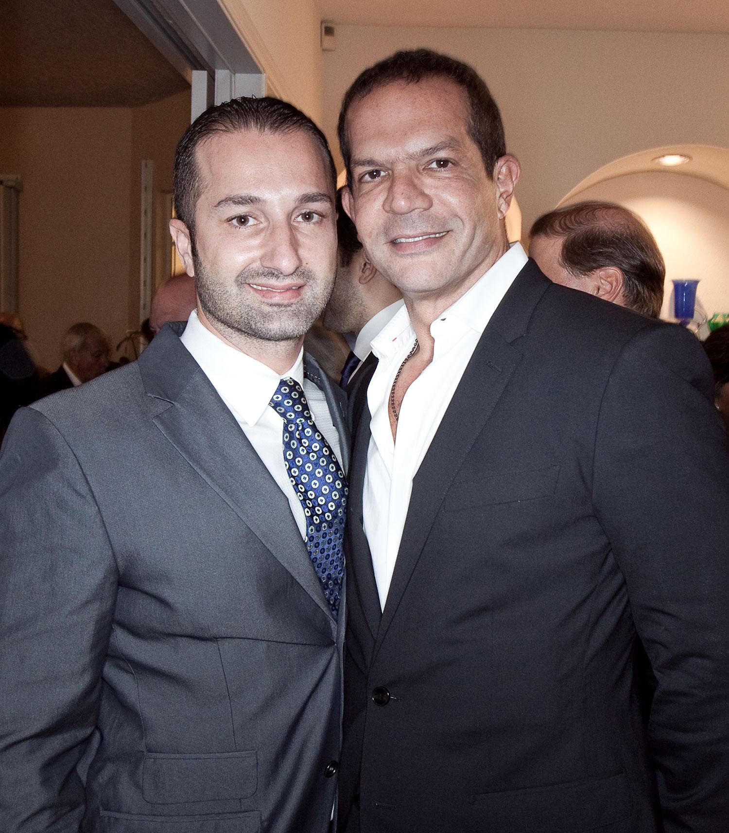 Miami Philanthropists Celebrate Italian Fashion Designer