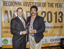 Qualfon Receives Foreign Investor of the Year Award from the Caribbean Association of Investment Promotion Agencies and the Caribbean Export Development Agency