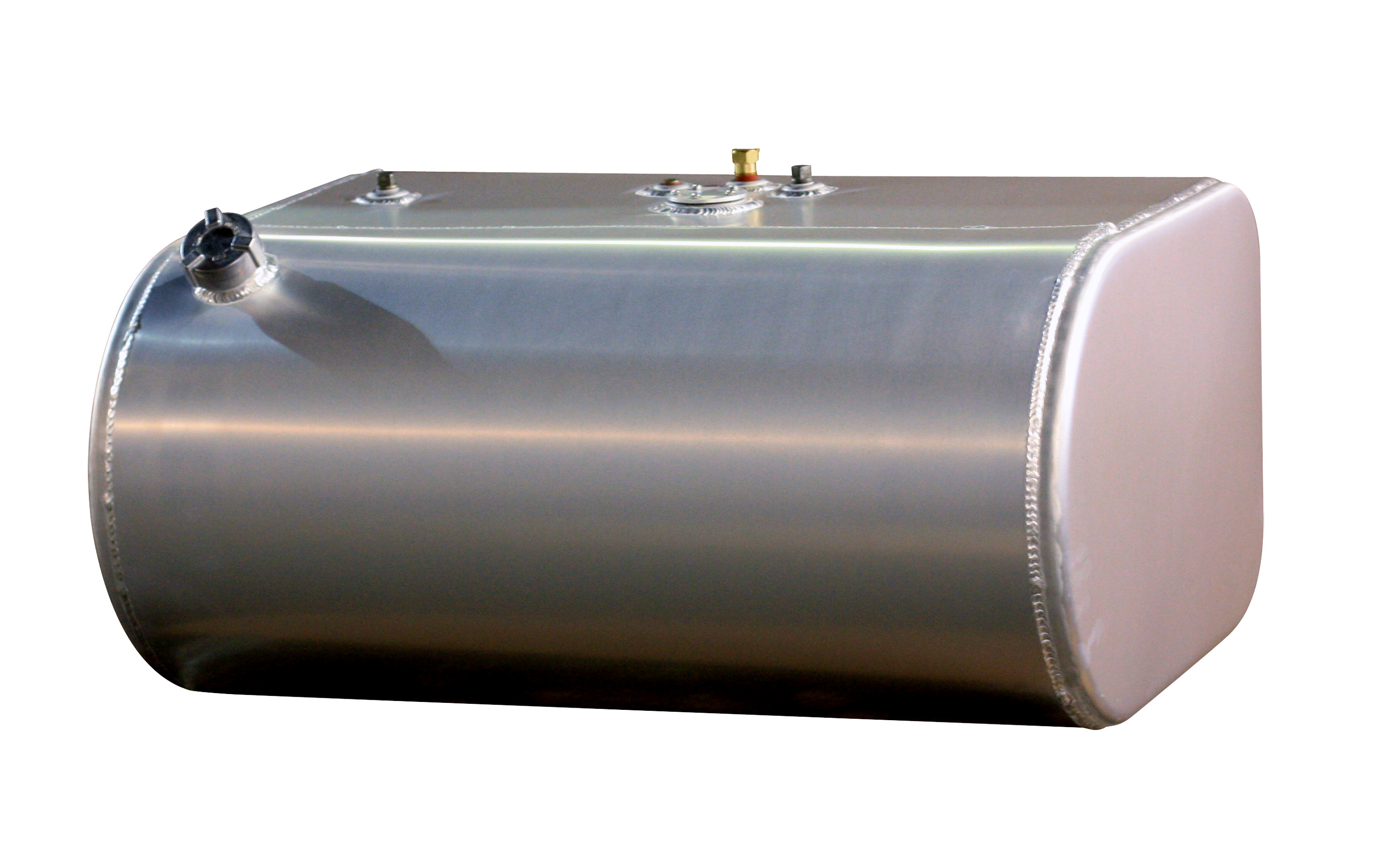 Cleveland Tank Supply Announces New D O T Certified 19 70 Gallon Aluminum D Tanks For Diesel Trucks