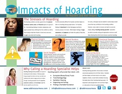 Address Our Mess Impacts of Hoarding