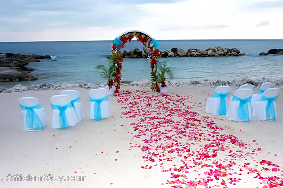 Los Angeles Beach Wedding The Best Beaches In World