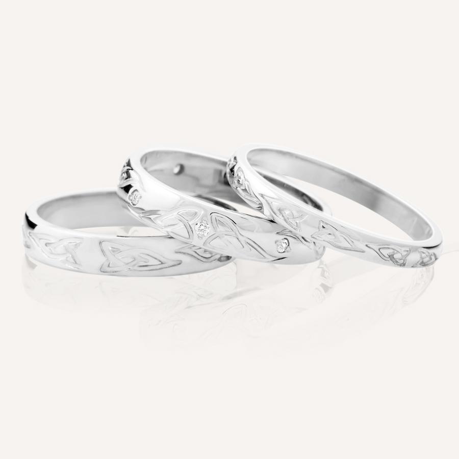 Wedding Ring Designs: Top Picks from Irish Jewelry Store \'Celtic ...
