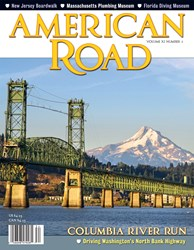 American Road magazine Winter issue cover