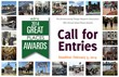 Environmental Design Research Association Announces 16th Annual Great Places Awards Call for Entries