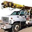 Dallas, TX  Time Warner Cable Public Auction, Jan 30, 2014 When Used Bucket Trucks, Digger Derricks, Mechanic Trucks Will Sell with No Reserve