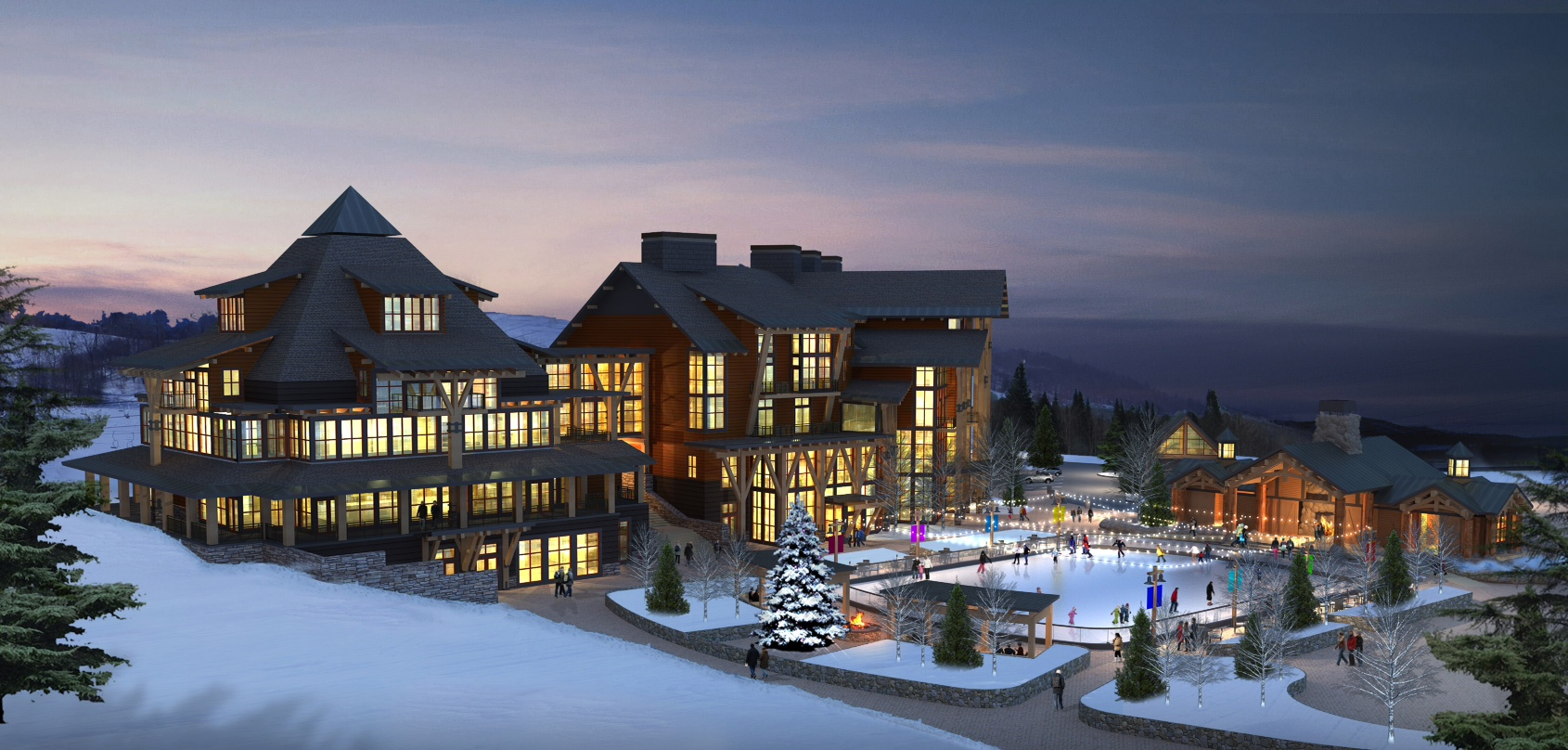 stowe mountain resort announces next major phase of development at