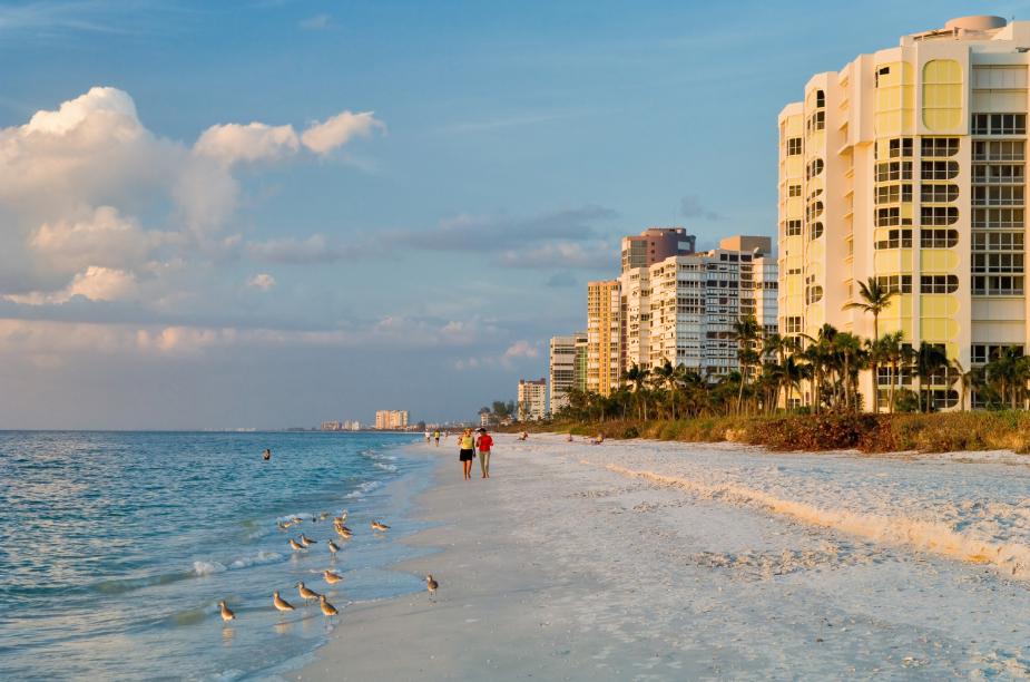 Real Estate Scorecard Announces 2017 Bliss Award Winner For Best Beach Community Of The Year Pelican Bay In Naples Florida