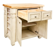 Kitchen Island by Jeffrey Alexander ISL12-FWH