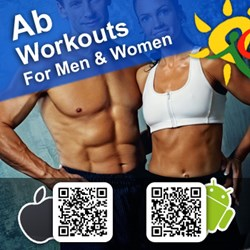 """make flat abs a reality with steadyhealth's new """"ab"""