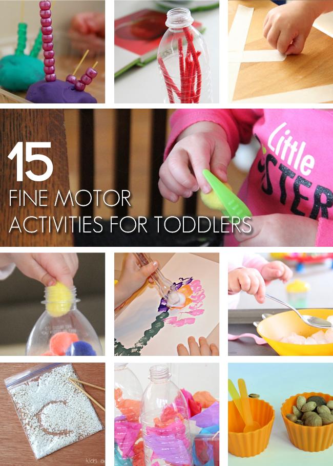 Fine Motor Skills Activitiesfine Activities